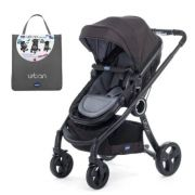 Carrinho Urban + Color Pack Anthracite - Chicco