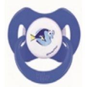Chupeta Silicone Orto Fase 1 Dory Azul - Dermiwil Ref 1941