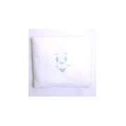 Cobertor Almofada Azul - Cuca Criativa Ref 201002