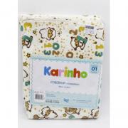 Cobertor  Karinho Estampado Ovelha  - Papi Ref 1448
