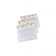 Conjunto 3 Saquinho Caqui - Masterbag Baby Ref 11Bab608