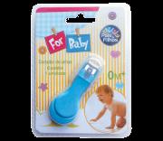 Cortador Unhas Infantil Azul - Pais e Filhos Ref 7785