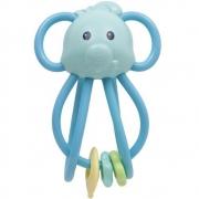 Elefantinho Chocalho Azul - Buba Ref 10647