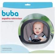 Espelho Retrovisor Para Banco Traseiro - Buba Ref 09806