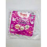 Fralda Elefante Rosa 5 Unidade - Topz Baby Ref 618723