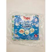 Fralda Elefante Verde 5 Und - Topz Baby Ref 618730