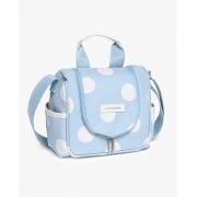 Frasqueira Termica Emy Bubbles Azul - Masterbag