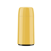 Garrafa Firenze Mini Amarelo Invicta Ref 101800031909
