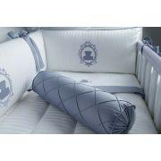 Kit Berço Teddy Bear Azul 9 Pçs - ac Baby Ref 04438 85u