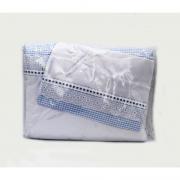 Kit para Carrinho com 04 pçs Azul - Tex New REF 002