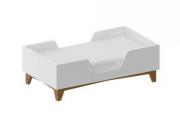 Kit para Transformar em Mini Cama Eco Branco - Cia do Móvel