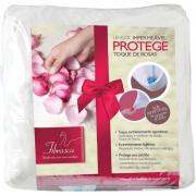 Lençol Impermeável Toque de Rosas 10 X 130 - Fibrasca REF Z5411