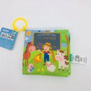 Livro Animais da Fazenda - Buba Baby Ref 6846