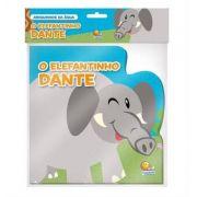 Livro de Banho Amiguinhos da Água o Elefantinho Dante - Todolivro Ref 2213