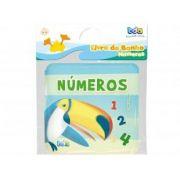 Livro de Banho Números - Toyster Bda Ref 2130