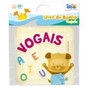 Livro de Banho Vogais - Toyster Bda Ref 2129