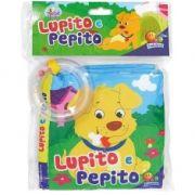 Livro Para Banho Lupito e Pepito - Todolivro Ref 628348