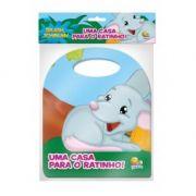 Livro Para Banho Uma Casa Para um Ratinho - Todolivro Ref 622100