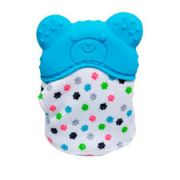 Luvinha Mordedor Urso Azul Buba Ref 10720