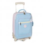 Mala de Rodinha Colors Azul/Rosa - Masterbag