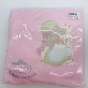 Manta Microfibra Rosa Camponesa - d Bella Ref 02153004u