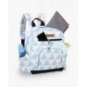 Mochila Noah Azul Manhattan - Masterbag Ref 12man307
