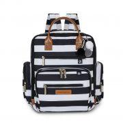 Mochila Urban Brooklyn Preta - Masterbag Ref 12BRO313