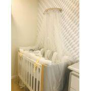 Mosquiteiro Com Renda - Fau Home & Living Ref 5070008