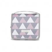 Necessaire Viagem Nórdica Rosa - Masterbag Ref 12nor608