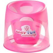 Ofurô Evolution Rosa 0 a 8 Meses - Baby Tub Ref 153