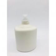 Porta Álcool Gel Porcelana Branco Geométrico -  1 UND