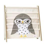 Rack Para Livros Coruja - Bup Baby Ref 0002452