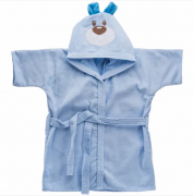 Roupão Com Capuz Urso - Baby Joy Ref 04152901010009