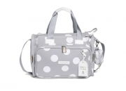 Sacola Anne Bubbles Cinza - Masterbag Ref 12bub210