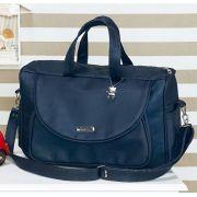 Bolsa Elegance Marinho m - Batistela Ref 2585