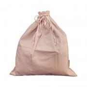 Saquinho Roupa Plastificado Rosa - Cuca Criativa Ref 240003