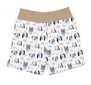 Shorts Dog Tamanho p ao g - Batistela Ref 0i14