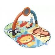 Tapete Atividades Baby Amiguinhos Da Selva Buba Ref 08564