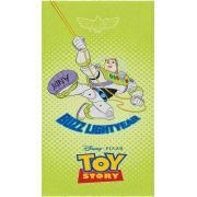 Toalha Felpuda de Banho Estampada Toy Story Buzz Lightyear - Lepper Ref 061095