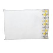 Travesseiro Anti-sufocante Balão Amarelo Com Cinza - Ac Baby  Ref 05346 623U