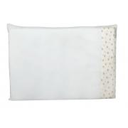 Travesseiro Anti-sufocante Corações Rose - Ac Baby  Ref 05346 625U