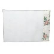 Travesseiro Anti-sufocante Floral Poá - Ac Baby  Ref 05346 624U