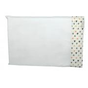Travesseiro Anti-sufocante Triangulo Laranja e Verde - Ac Baby Ref 05346 620u