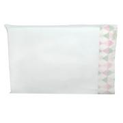 Travesseiro Anti-sufocante Triangulo Rosa e Verde - Ac Baby Ref 05346 613u