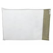 Travesseiro Anti-sufocante Verde Selva Estonado - Ac Baby  Ref 05346 116U