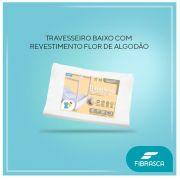 Travesseiro Favinhos de Mel Montessoriano Branco - Fibrasca Ref Z4449