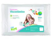 Travesseiro Viscoelastico Kids - Fibrasca Ref Z5101