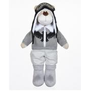 Urso Aviador 4 - Silvia Polito