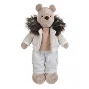 Urso Pelucia Bob Cold Silvia Polito
