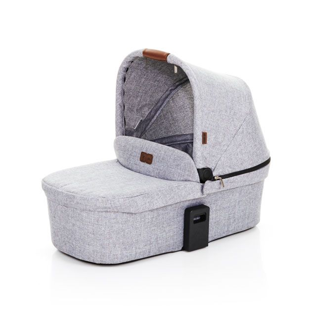 Moisés Carry Cot Graphite Grey - Abc Design